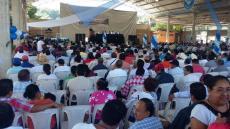 Celebra AA 35 años de Área Oaxaca Cuenca Papaloapan