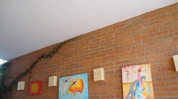 Reconocen avances en exposiciones artísticas en Huajuapan
