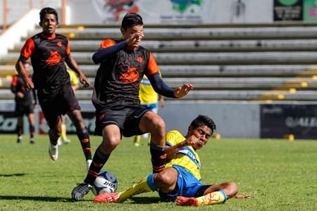 Alebrijes se impone a Chapulineros en un duelo de práctica