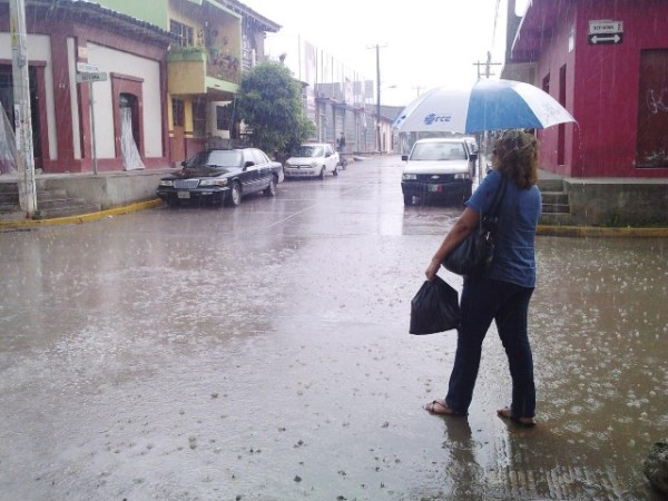 Prevén lluvias intensas en Veracruz, Tabasco, Oaxaca y Chiapas