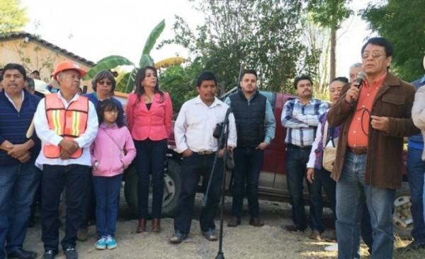Alerta asociación de constructoras fraudulentas en la región Mixteca