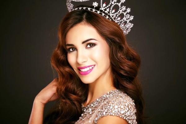 Claudia Bravo, se prepara para Nuestra Belleza México 2016