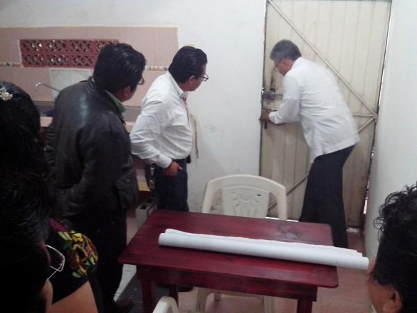 Inseguras instalaciones del Consejo Distrital del IEEPCO en Tuxtepec