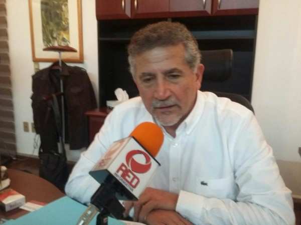Niega Estefan Garfías ser imposición de Gabino Cué