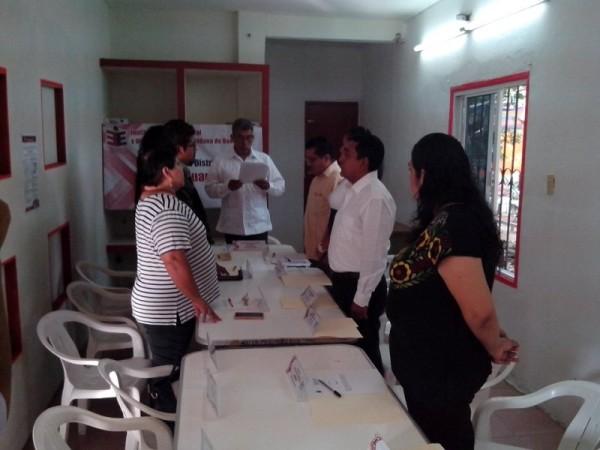 Instalan Consejo Distrital del IEEPCO en Tuxtepec