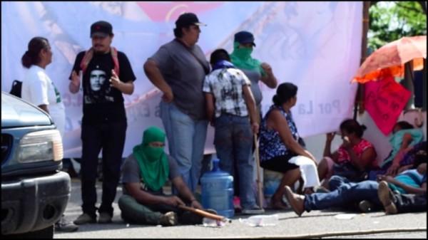 Advierte CNTE movilizaciones en Chiapas por visita del Papa