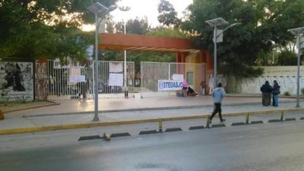25 mil universitarios en Oaxaca sin clases