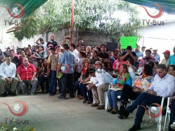 SEDATU entrega apoyos en la Cuenca, Codeci el mayor beneficiario