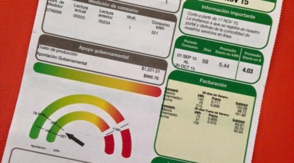Eólica del Sur pide a la CFE no aplicar descuentos a recibos