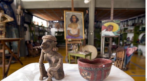Regresan a casa piezas de Diego Rivera
