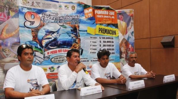 Novena edición de Pesca Deportiva