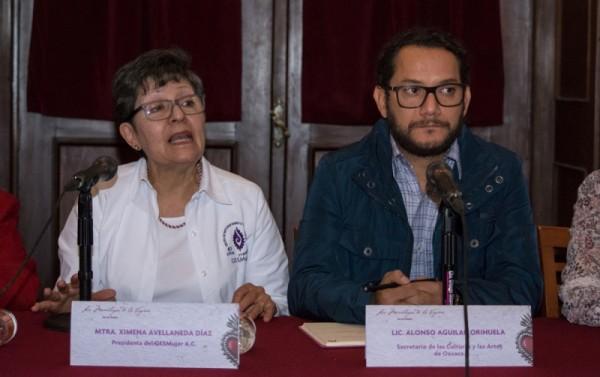 """Presentarán en Oaxaca """"Los Monólogos de la Vagina"""""""