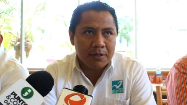 Quadri debe disculparse por ofensa al pueblo de Oaxaca: Nueva Alianza