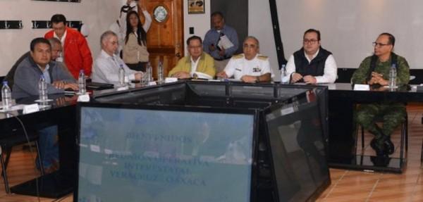 Blindarán los límites Veracruz-Oaxaca contra la delincuencia