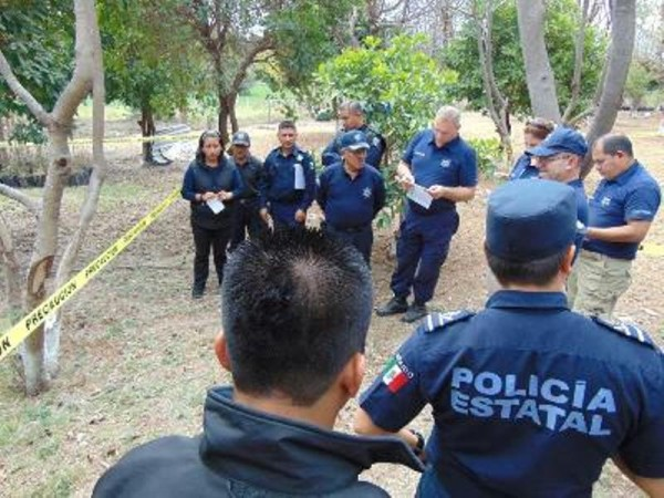 Embajada de Estados Unidos capacita a policías de Oaxaca