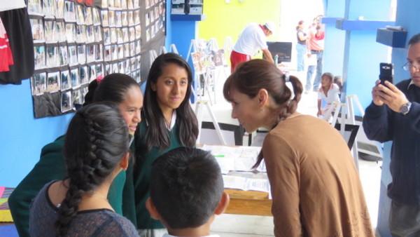 Ciencia y tecnología, garante del progreso de las comunidades: Maribel Martínez de Robles