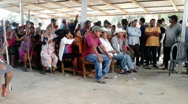 Libera Chimalapas a otros 2 retenidos