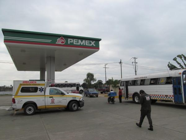 Descuento al precio de gasolina incrementó las ventas: Cesar Limón