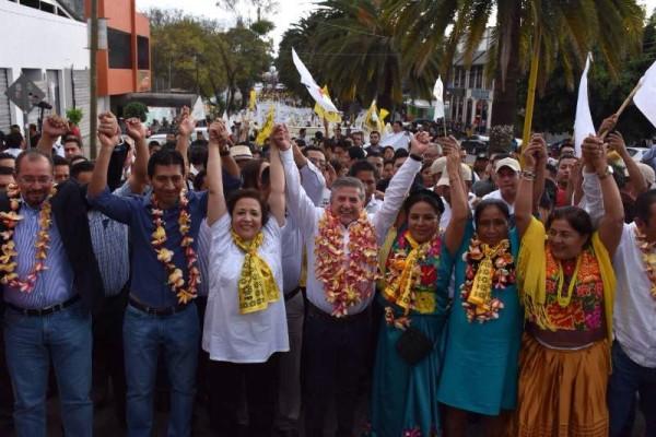 Se registra José Antonio Estefan Garfias como precandidato a gobernador por Oaxaca