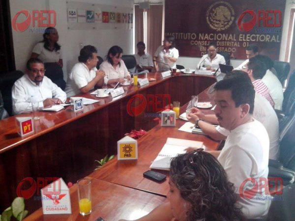 8 de diciembre se instalarán los consejos distritales del INE en Oaxaca