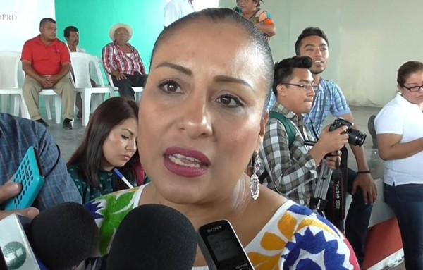 En 2018 no debe haber dispersión del voto como en Oaxaca: Karina Barón