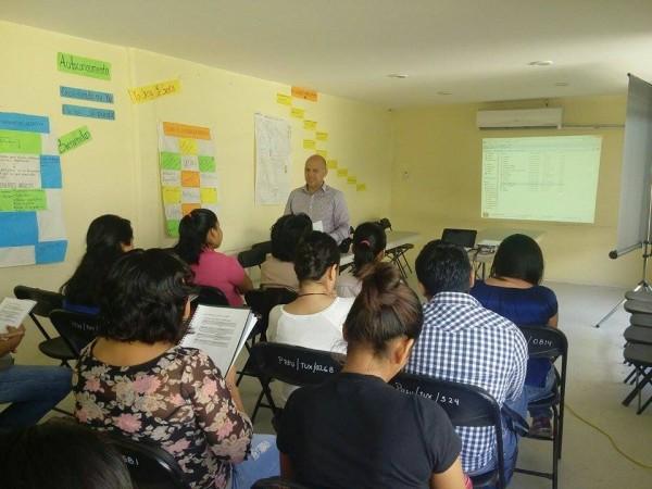 Capacita Gobierno Municipal a 48 promotores comunitarios para resoluciones pacificas