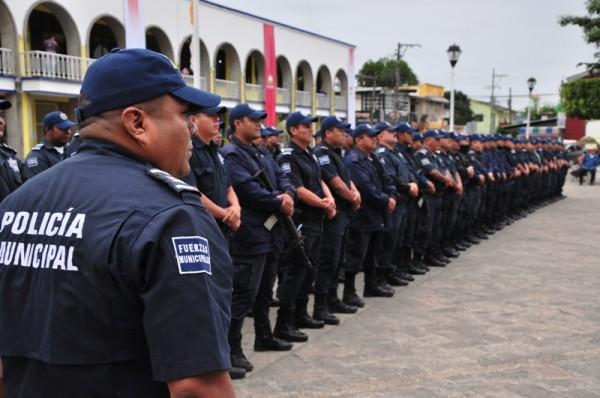 Sin completar plantilla en la policía, hay déficit de 20 elementos