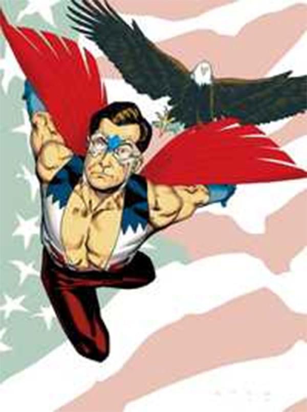 El Halcón, primer superhéroe indocumentado; es mexicano
