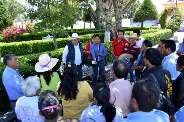 Propone Benjamín Robles empoderar a ciudadanos para frenar corrupción