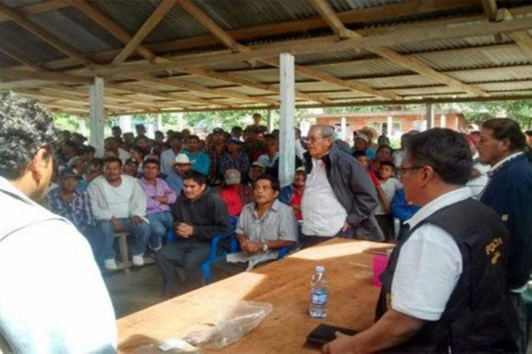 Confirma Gobierno de Oaxaca liberación de 2 retenidos en Chimalapas