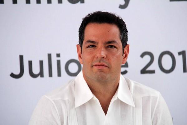 Alejandro Murat, candidato del PRI a la gubernatura de Oaxaca