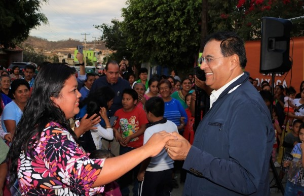 Comunicado / Benjamín Robles, el precandidato del PRD, será el gobernador que quiere la gente