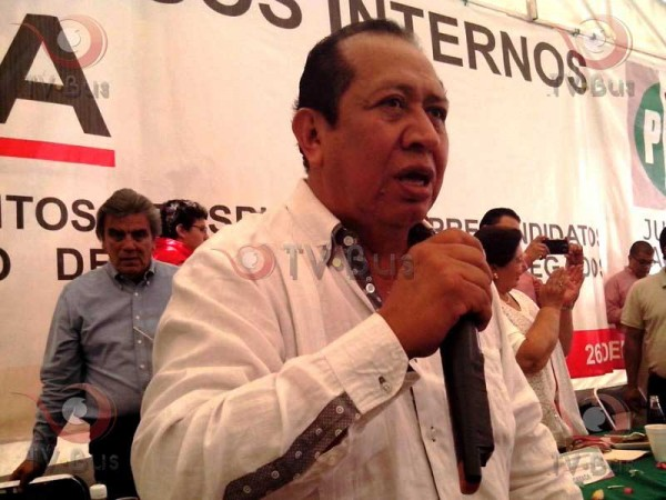 Es tiempo del PRI, no de evielistas ni muratistas: Silvino Reyes