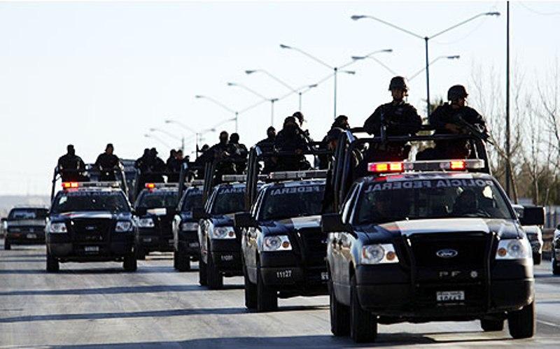 Por visita del Papa, policia Federal blinda Michoacán
