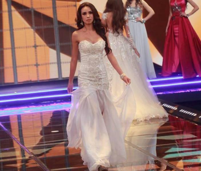 Claudia Bravo, queda fuera de Nuestra Belleza México