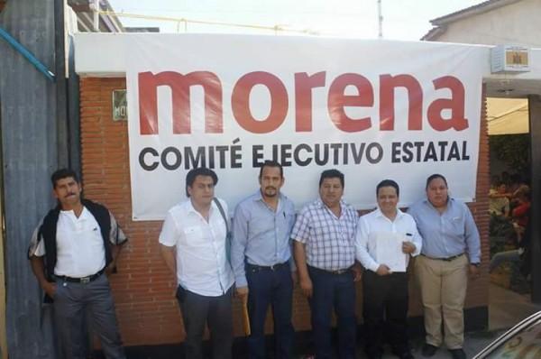 Se registra Dr.Fentanez como precandidato a presidencia de Tuxtepec por MORENA