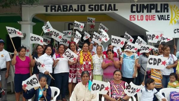 Creación de Frente Único  en Valle, logra unir corrientes perredistas