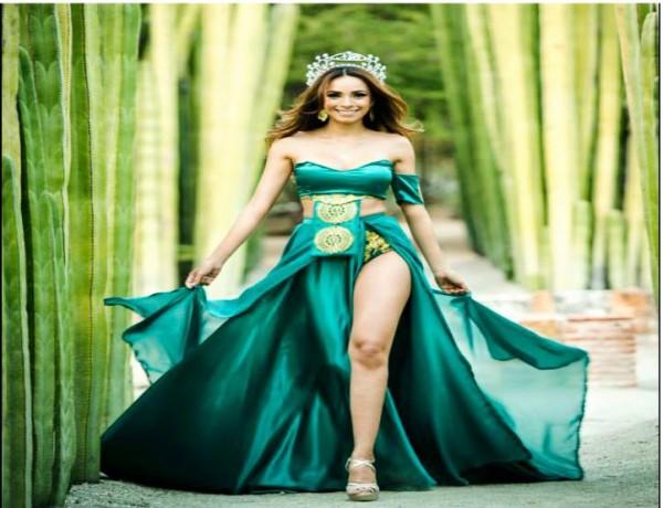 Claudia Bravo, podría ser la próxima imagen del carnaval 2016