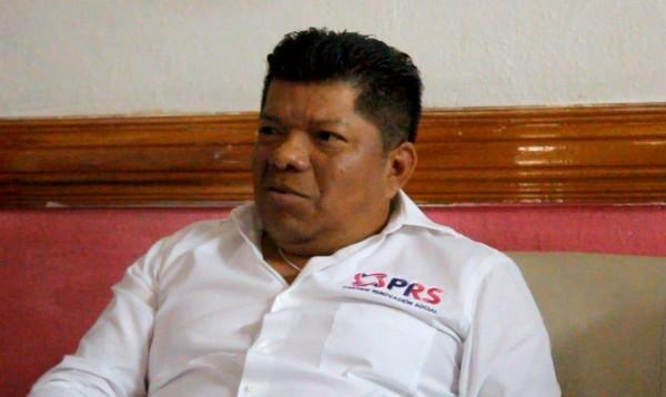 Marcación personal del INE sobre PRS: Precandidato a Gobernador