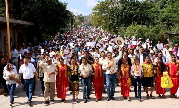 Bastión estatal y nacional del  PRD va con Benjamín Robles
