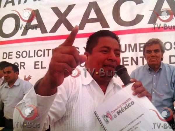 Tuxtepec necesita algo nuevo, no más de lo mismo: Dávila