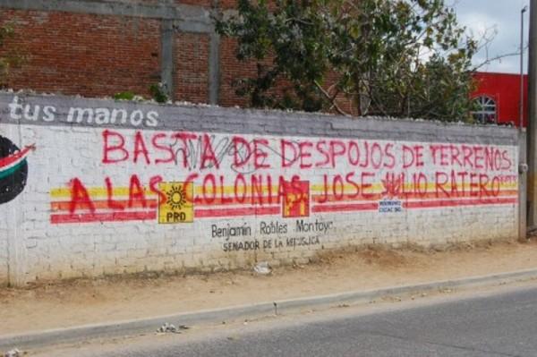 Comunidades exigen frenar proyectos mineros en Oaxaca