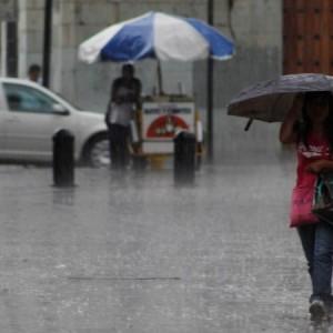 Sistema frontal causará lluvias fuertes en Oaxaca, Chiapas, Tabasco y Veracruz