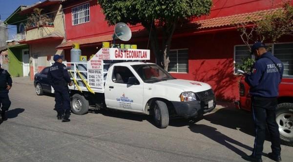 Explota tanque de gas en Oaxaca: 2 lesionados