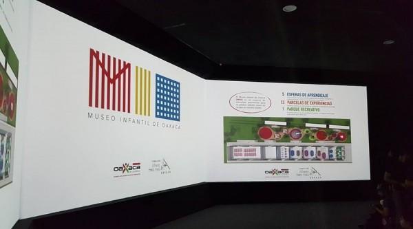 Contará Oaxaca con el primer Museo Infantil