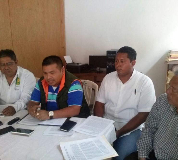 Organizaciones campesinas sitiarán Tuxtepec el lunes