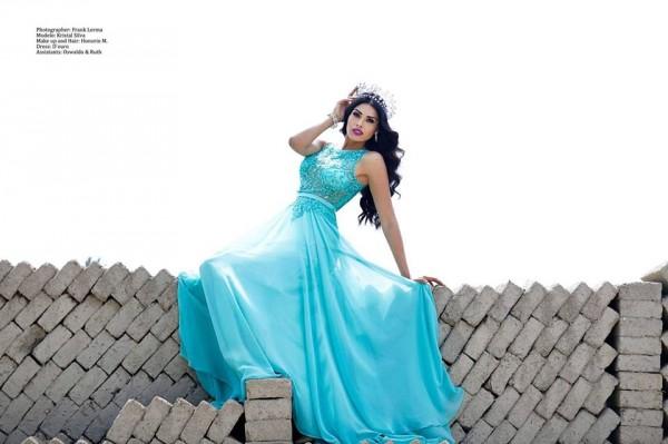Cristal Silva Dávila,Nuestra Belleza México 2016