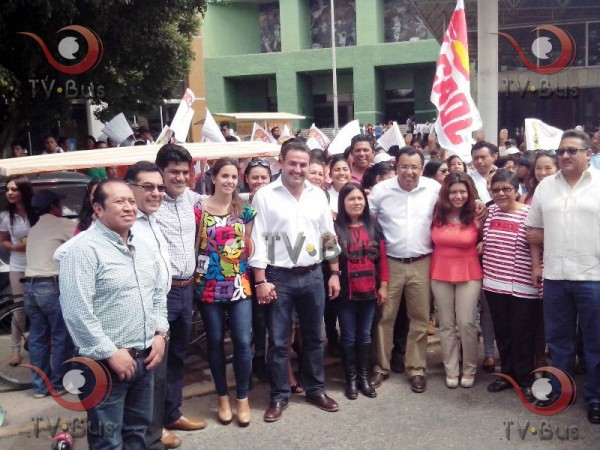 Van siete por la candidatura de Tuxtepec