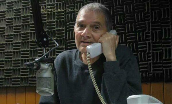 Fallece el célebre locutor de radio César Alejandre