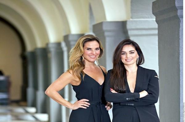 Aseguran que Ana de la Reguera sustituye a Kate del Castillo en serie